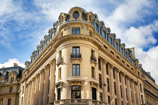Enchère immobilière dans la ville de Paris